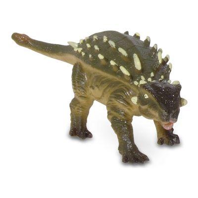 Figura de Dinossauro - 10 cm - Bicho Mundi - Quilossauro - DTC