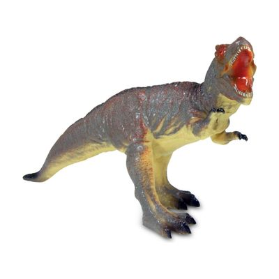 Figura de Dinossauro - 21 cm - Bicho Mundi - Big Dino - Tiranossauro Rex -DTC