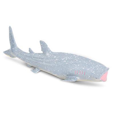 Figura de Animal - 5 cm - Bicho Mundi - Animais do Mar - Tubarão Frade - DTC