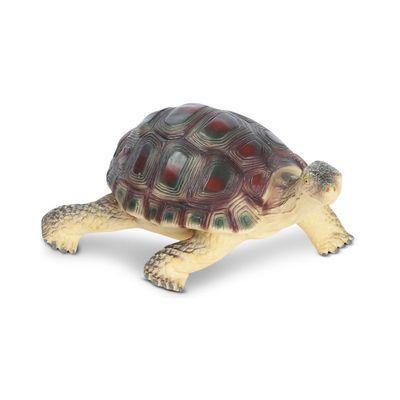 Figura de Animal - 12 cm - Bicho Mundi - Répteis - Tartaruga - DTC