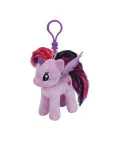 Pelucia-Com-Clip---11-cm---My-Little-Pony---Twilight-Sparkle---DTC