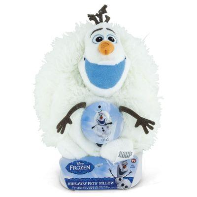 Pelúcia de Enrolar - Disney Frozen - Olaf - DTC