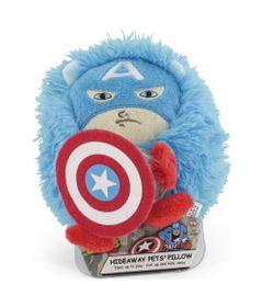 Pelucia-de-Enrolar---Marvel---Capitao-America---DTC