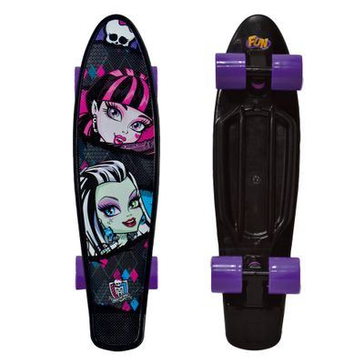 Skate Monster High - Horripilante - Fun