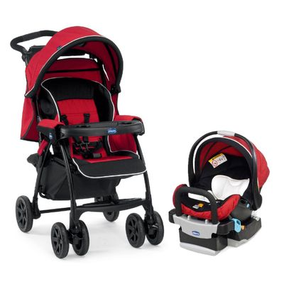 Travel System Duo Today até 15kg - Race - Chicco