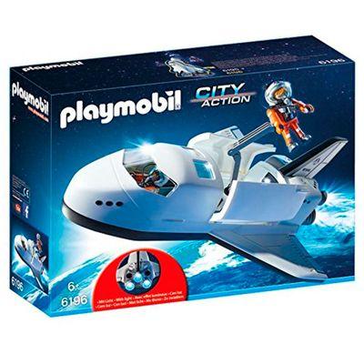 Playmobil - Ônibus Espacial com Astronauta - 6196 - Sunny