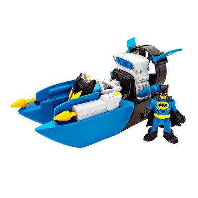 Barco do Batman - Imaginext DC Super Amigos - Fisher-Price