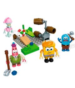 Conjunto-Mega-Bloks---Bob-Esponja---Golf-Louco---Mattel