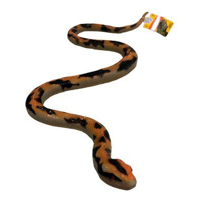 Figura de Animal - 12 cm - Bicho Mundi - Répteis - Cobra - DTC