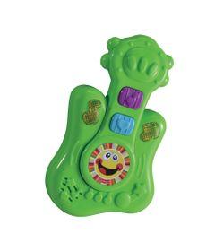 bebe-musical-vi-instrumentos-musicais-guitarra-verde-dican-2210-frente