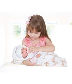 Boneca---Bebezinho-da-Mamae-com-Saco-de-Dormir---Cotiplas