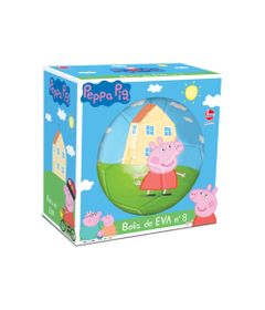 Bola-de-EVA---Nº-8---Peppa-Pig---Lider