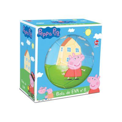 Bola de EVA - Nº 8 - Peppa Pig - Líder