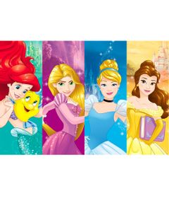 Quebra-Cabeca---Princesas-Disney---150-Pecas---Grow