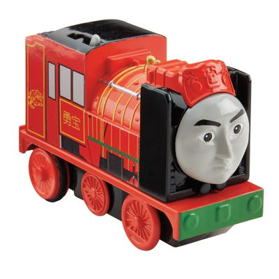 Locomotiva Thomas & Friends - Yong Bao - Fisher-Price