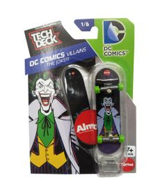 Skate-de-Dedo-Tech-Deck---DC-Comics---The-Joker---1-6---Multikids
