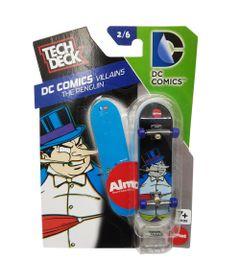 Skate-de-Dedo-Tech-Deck---DC-Comics---The-Penguin---2-6---Multikids