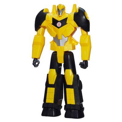 Transformers - Titan Hero - Bumblebee - Hasbro