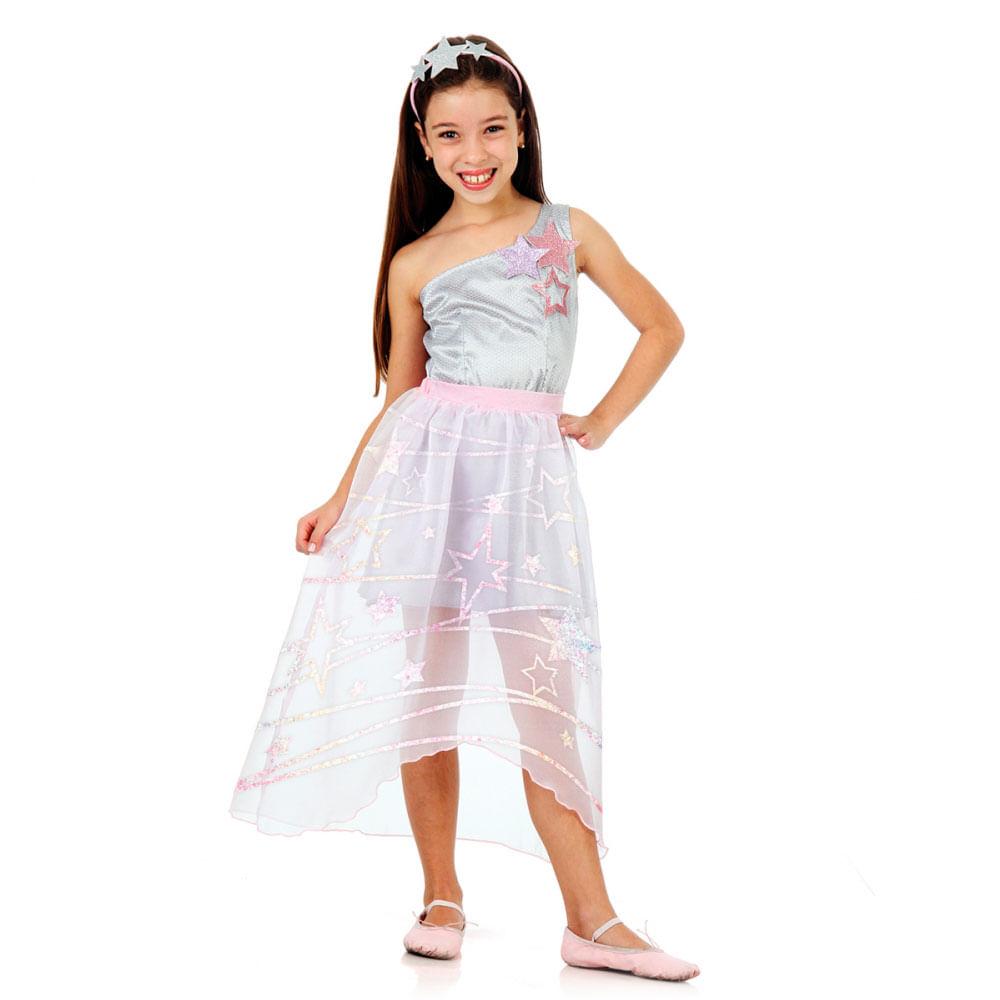 Fantasia Infantil - Barbie - Aventura nas Estrelas - Barbie - Sulamericana