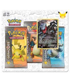 Deck-Pokemon---Blister-com-3-Unidades---Pokemon-Geracoes---Darkrai---Copag