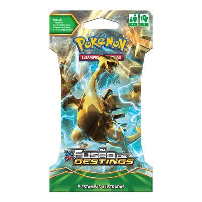 Deck Pokémon - Blister Unitário - XY10 - Fusão de Destinos - Lugia Break - Copag