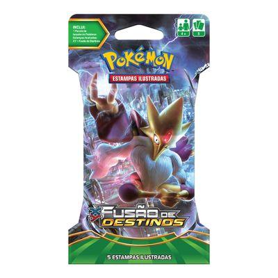 Deck Pokémon - Blister Unitário - XY10 - Fusão de Destinos - Mega Alakazam - Copag