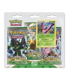 Deck-Pokemon---Blister-com-3-Unidades---Fusao-de-Destinos---Vivillon---Copag