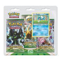 Deck-Pokemon---Blister-com-3-Unidades---Fusao-de-Destinos---Froakie---Copag