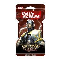 Deck-Battle-Scenes---Blister-Unitario---Marvel---Ascensao-e-Queda---Imperador-Raio-Negro---Copag