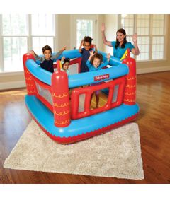 Castelo-Pula-Pula-Inflavel---Grande---Fisher-Price
