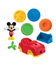 Veiculo-Montavel---Engenhoca-do-Mickey-Mouse---Carro-do-Mickey---Fisher-Price-DMC69-frente