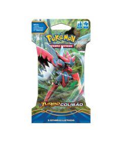 Deck-Pokemon---Blister-Unitario---XY9---Turbo-Colisao---Mega-Scizor-EX---Copag-97339A-frente