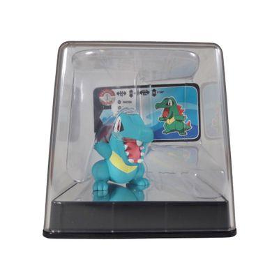Mini Figura Colecionável Pokémon - Totodile - Tomy