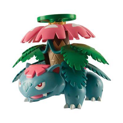 Figura Pokémon - 17 cm - Venusaur - Tomy