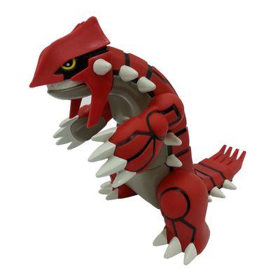 Figura Colecionável Pokémon - 20 cm - Groudon - Tomy