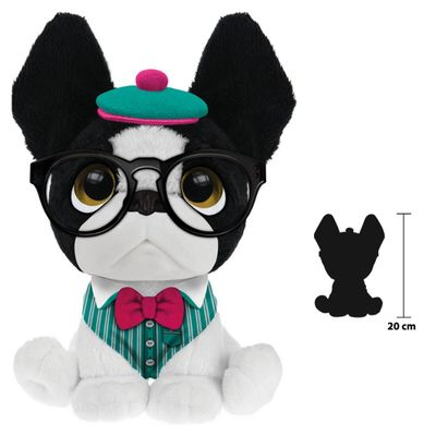 Pelúcia Perfumada - Trendy DOGS - 20 cm - Louis - Intek