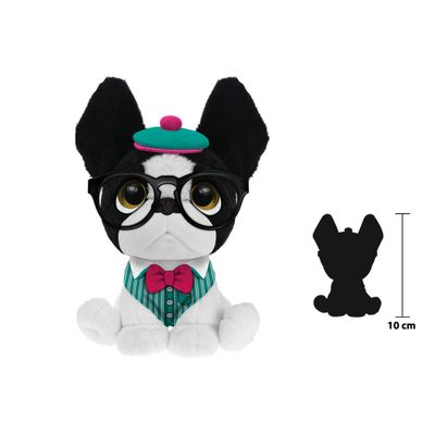 Pelúcia Perfumada - Trendy DOGS - 10 cm - Louis - Intek