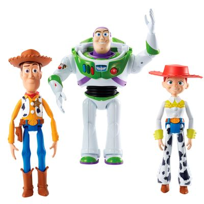 Kit-3-Figuras-com-Som---Disney-Pixar---Toy-Story---Wood-Buzz-e-Jane---Mattel