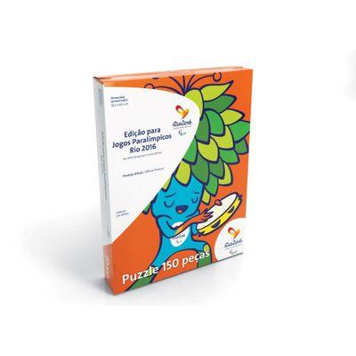 Quebra-Cabeça - 150 peças - Olimpíadas Rio 2016 - Tom - Grow