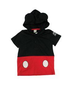 Camiseta-Fantasia-em-Meia-Malha---Preto-Vermelho-e-Branco---Mickey---Disney---P