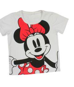 Blusa-Manga-Curta-em-Meia-Malha---Branca---Minnie---Disney---1
