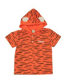Camiseta-Fantasia-Manga-Curta---Laranja---Tigrao---Winnie-The-Pooh---Disney---1