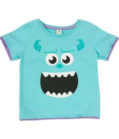 Camiseta-Fantasia-Manga-Curta-em-Meia-Malha---Verde---Mike---Monstros-S-A---Disney---1