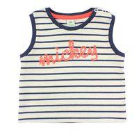 Camiseta-Machao-em-Cotton-Listrado---Branco-e-Marinho---Mickey-Wave---Disney---P
