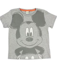 Camiseta-Manga-Curta-em-Meia-Malha---Mescla---Mickey---Disney---2