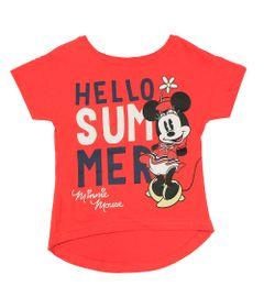 Blusa-Manga-Curta-Dupla-em-Meia-Malha---Vermelha---Minnie---Disney---2