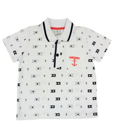 Camiseta-Polo-Manga-Curta-em-Meia-Malha---Branca-e-Marinho---Mickey-Navy---Disney---2
