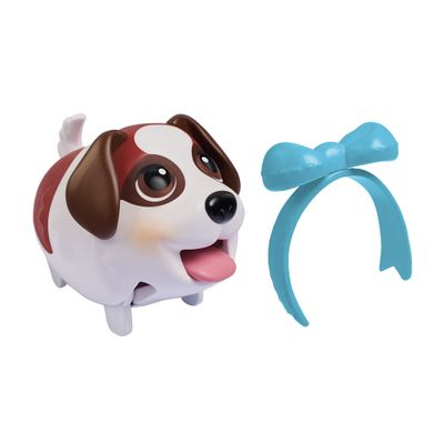 Figura Articulada Com Acessório - 11 cm - Au Au Pets e Filhotes - São Bernardo - Multikids