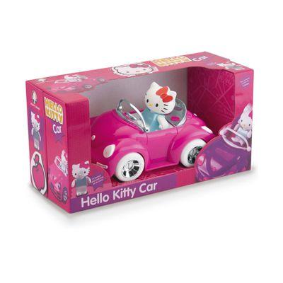 Carrinho da Hello Kitty com Figura - Rosa - Monte Líbano