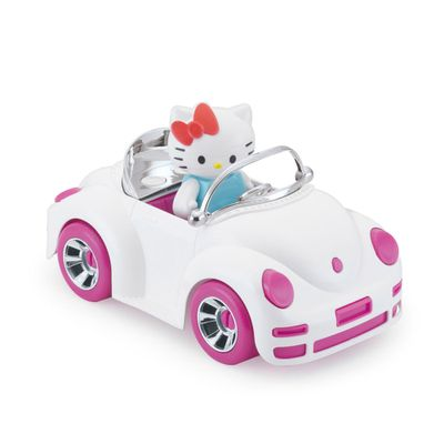 Carrinho da Hello Kitty com Figura - Branco - Monte Líbano